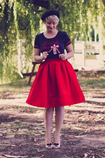 Skirt Midi Dance Happy Hat Shoppe Gordon