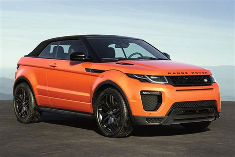 Land Rover Range Rover Evoque Picture by Land Rover Range Rover Evoque Convertible 2016 Pictures 5