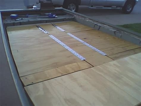 Boat Carpet Pros And Cons by Jon Boat Deck Carpet Vs Bed Liner 2coolfishing