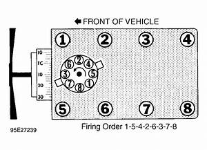 What Is Firing Order For 97 Ford F250 With A 460 Fuel Inj