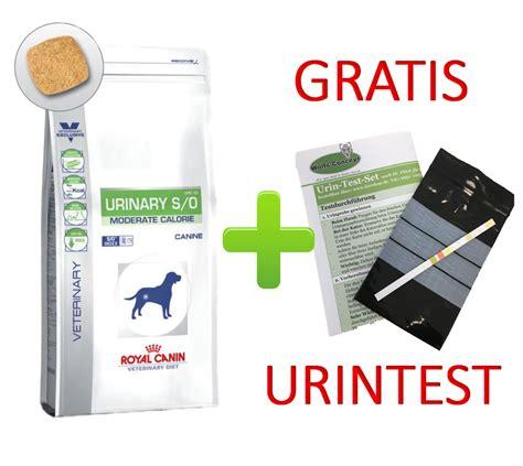 royal canin urinary  moderate calorie urintest