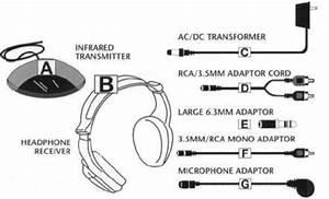 Tv Listener Wireless Headphones