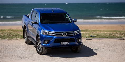 Toyota Sr5 by 2016 Toyota Hilux Sr5 Review Photos Caradvice