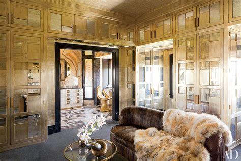 silver  gold decor ideas metallic home design