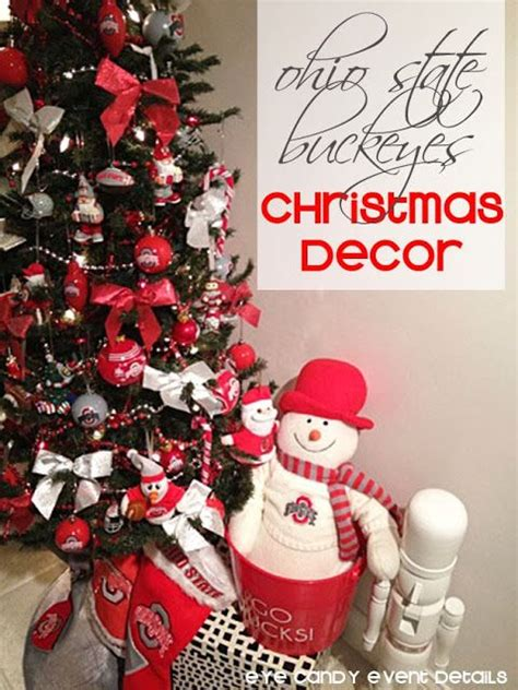 368 Best Ohio State Christmas Images On Pinterest  Ohio State University, Ohio State Football