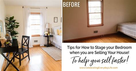 Decorating Ideas To Sell Your House by More Tips For How To Stage A Bedroom To Sell Now