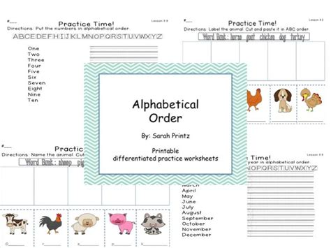 If one line is invalid, the program will ignore that line and process. Alphabetical ABC Order - Interactive Lesson and ...