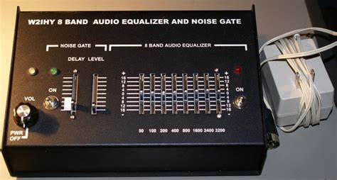 ehamnet classifieds wihy  band audio equalizer