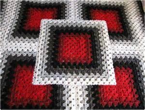 crochet headband for baby black white blanket stitch free crochet