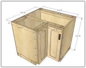 Corner Base Cabinet Dimensions corner kitchen cabinet dimensions home design ideas