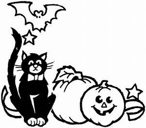 Halloween Clip Art Borders - Cliparts.co