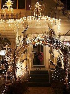 A Whole Bunch Christmas Porch Decorating Ideas