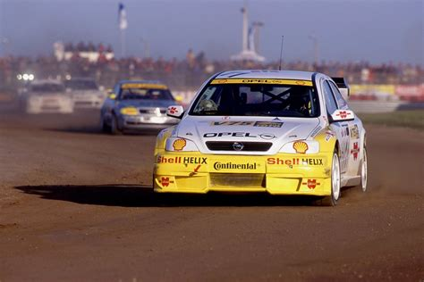 2000: Martin Schanche finished fourth with his Opel Astra ...
