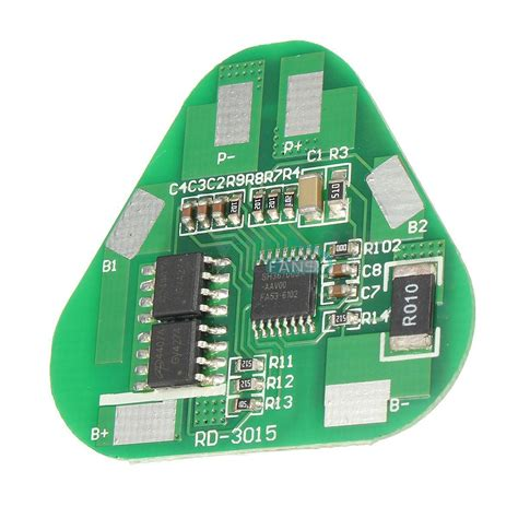 Ion Lithium Battery Protection Circuit Board Module