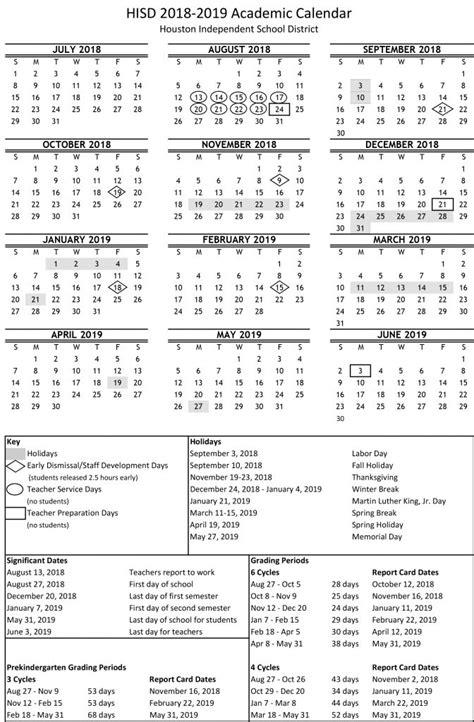 academic calendar school year news blog