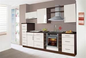 Küchenzeile Hochglanz Weiß : top k che 290cm k chenzeile k chenblock hochglanz weiss ebay ~ Orissabook.com Haus und Dekorationen