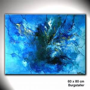 Bilder Acryl Modern : burgstallers art modern kunst gem lde malerei acrybild original abstrakt ozean ebay ~ Sanjose-hotels-ca.com Haus und Dekorationen