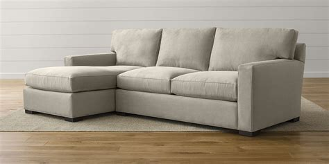 crate and barrel couches crate and barrel troy sofa lounge ii grey crate and