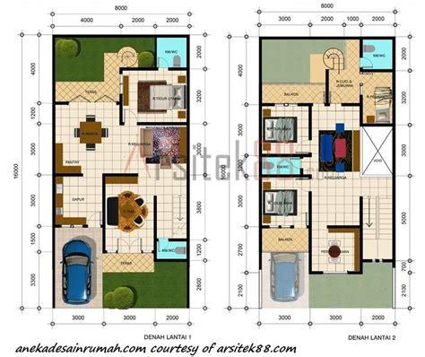 gambar desain kamar rumah susun hontoh