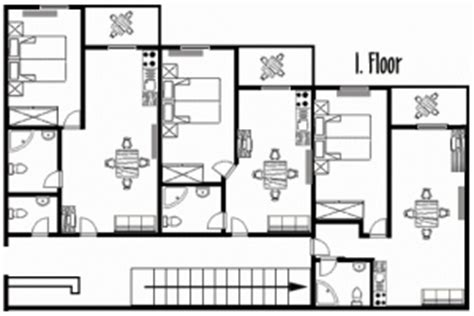house plans with basement apartments house plan with in apartment 2448