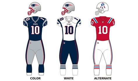 patriots colors football new joins the color