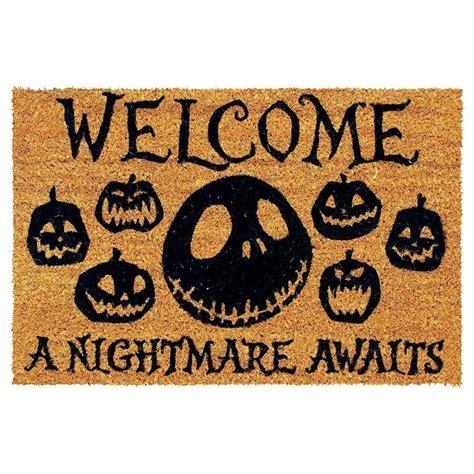 zerbino welcome nightmare before zerbino welcome acquista