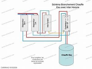 Cablage Chauffe Eau : prise programmable legrand ~ Melissatoandfro.com Idées de Décoration
