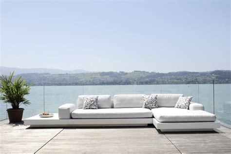 exclusive gartenmöbel lounges gartenlounge luxus unter freiem himmel