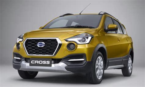 Datsun Cross Image datsun cross 7 seat crossover debuts in indonesia