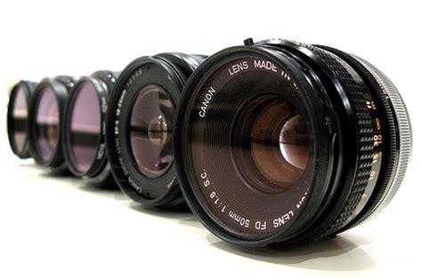 fotografi jenis lensa kamera dan fungsinya