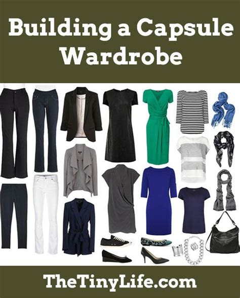 Building A Wardrobe by How To Build A Capsule Wardrobe With Tips For