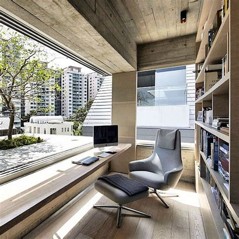 Workspaces With Views That Wow by Singapore Designed By Wow Architects Warner Wong Design