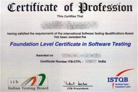 Istqb Certified Tester List Uk by Best Premium Istqb Certification Study Material For Foundation Level 2018 It Skillz