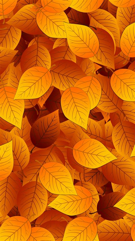 Autumn Leaves Fall Wallpaper Iphone X by Awesome Autumn Leaves Iphone 6s Wallpapers Hd