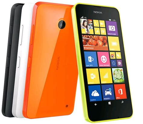 Nokia Lumia 636 Features, Specifications, Details