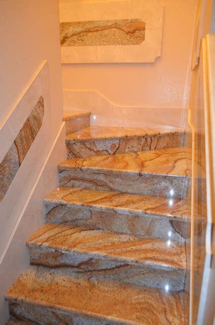 stairs marble granite mediterranean staircase ta