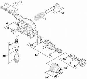 Karcher Pressure Washer Pump Diagram
