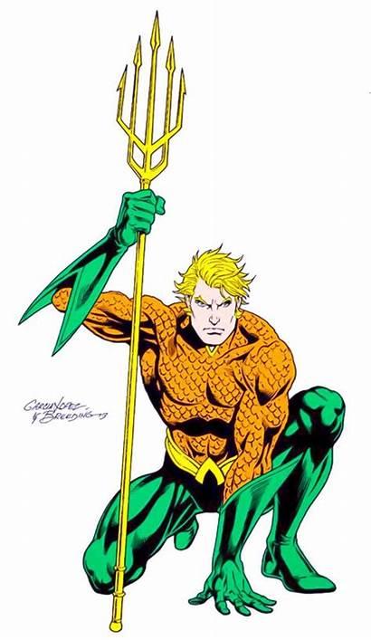 Aquaman Comics Dc Garcia Lopez Jose Luis