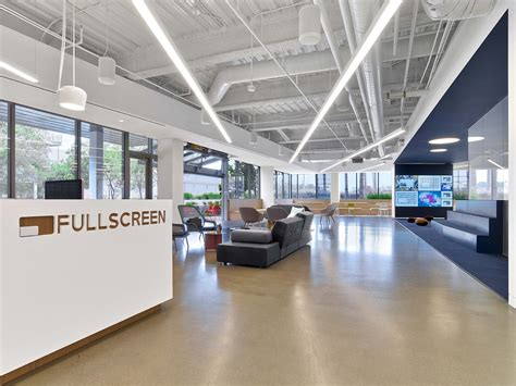 A Tour Of Fullscreen's Super Cool Headquarters In Los