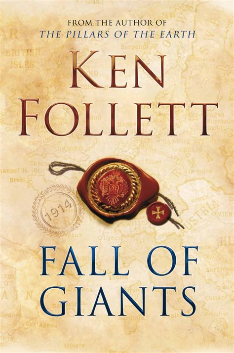 Best Ken Follett Books Ken Follett Author Of Fall Of Giants Answers Ten