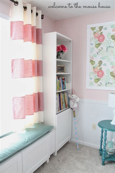 ainsleys anthropologie inspired bedroom welcometothemousehousecom