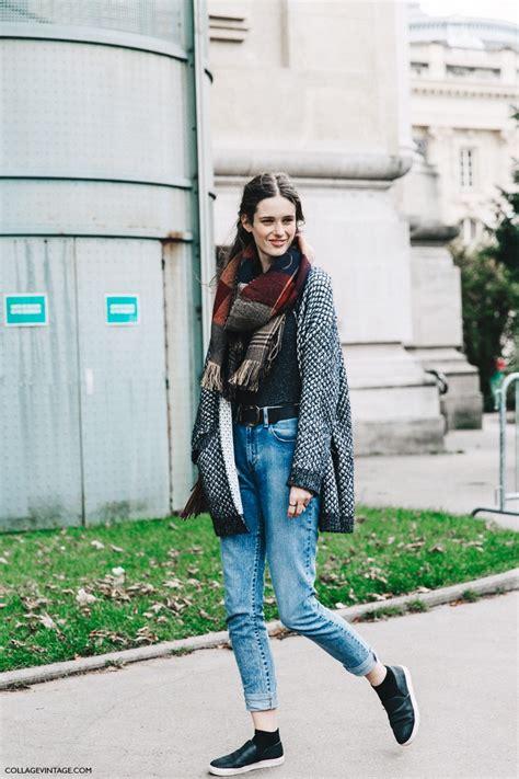 Paris Fashion Week Street Style 7 Collage Vintage