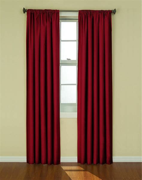 eclipse blackout drapes what are the best thermal drapes ebay
