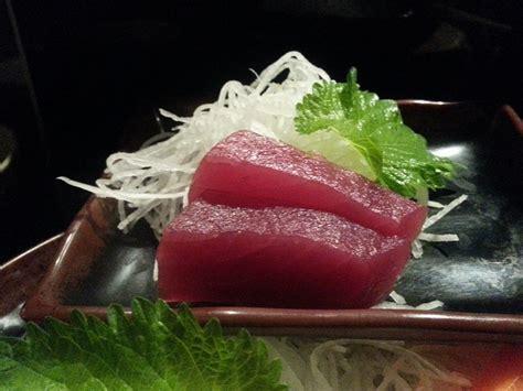 sashimi    types pogogi japanese food