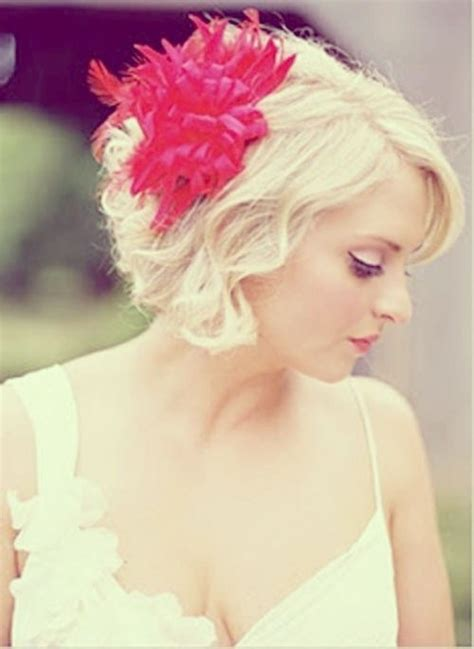 Wedding Hairstyles For Bob Hair by 16 Great Bridesmaid Hairstyles For Pretty Designs