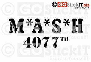 Mash 4077 Logo - Bing images