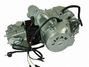 China 4-stroke 110cc Engine