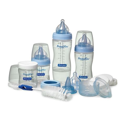 The First Years Breastflow Starter Set Baby Baby