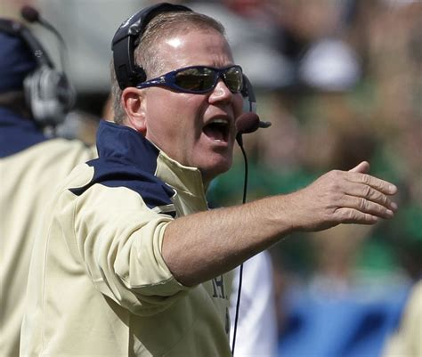 toyota  principle  notre dame football brian kelly