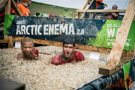 mudder tough enema arctic ice obstacles fitness water guide challenge challenges underwater athletes pussies toughest step game dirty body